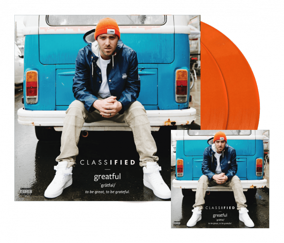 Greatful Vinyl + CD Bundle