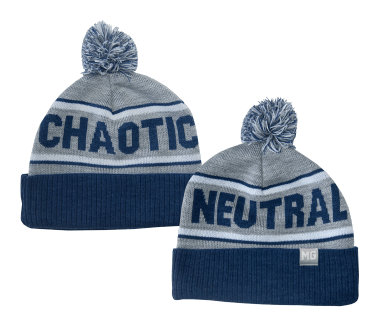 Toque Heather Navy