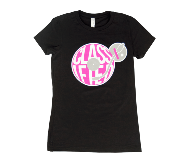 Women's Turntable T-Shirt