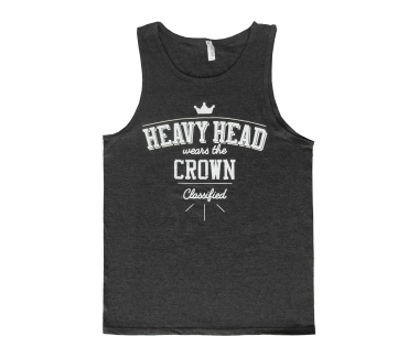Heavy Head Tank Top