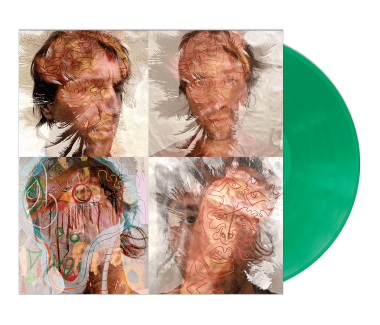 "Days of Surrender 12"" Vinyl (Green)"