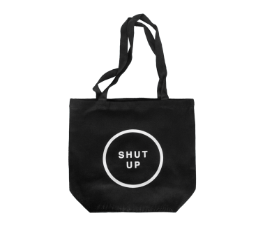 Shut Up Tote