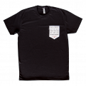 Lyric Pocket T-Shirt