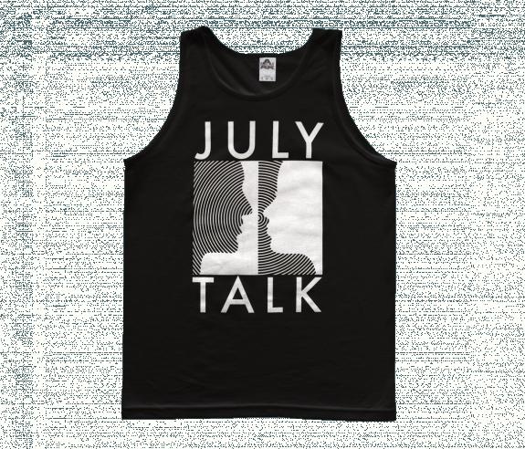 6a6862b899c7b Circles Tank Top - Black - Sale - July Talk Online Store