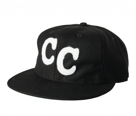 CC X Ebbets Field Flannel Hat - Black   White - Accessories - City and  Colour Online Store 2a11324afa8