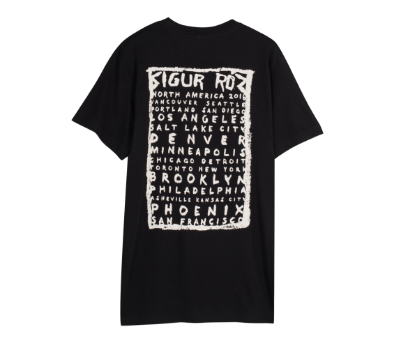 North American Tour 2016 T-Shirt