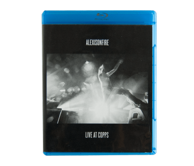 Live at Copps Blu-ray
