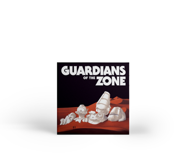 Guardians Of The Zone CD