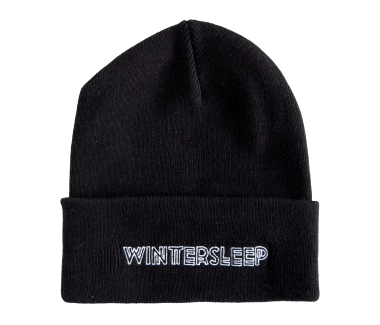 Wintersleep Logo Cuffed Toque