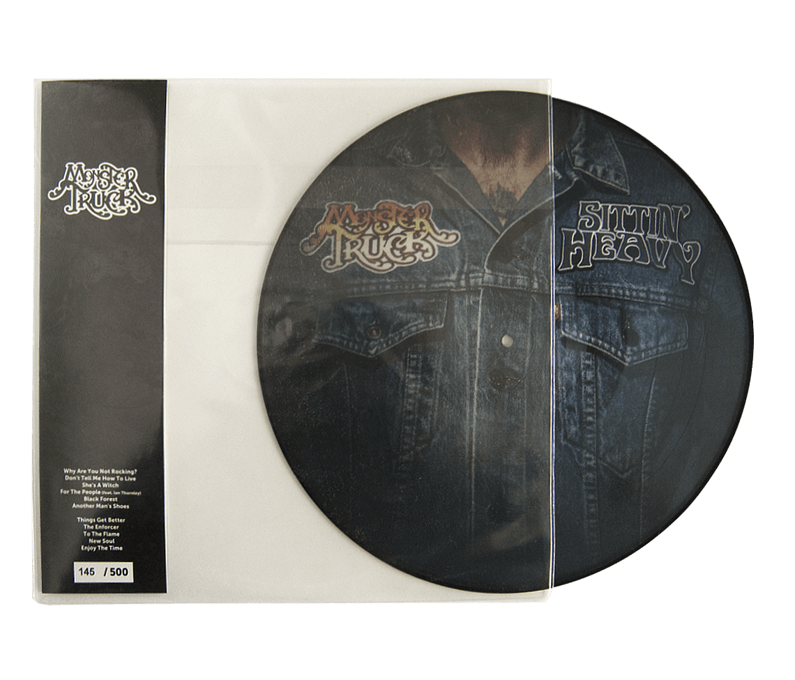 Sittin Heavy 12 Quot Vinyl Picture Disc Featured