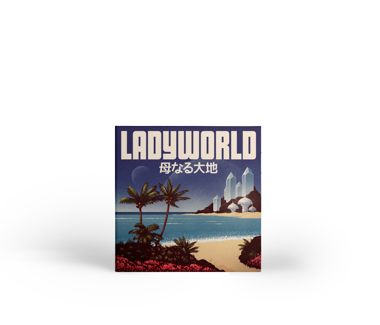 Ladyworld CD