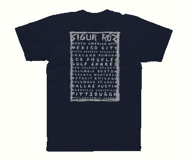 NA 2017 Krunk Tour T-Shirt