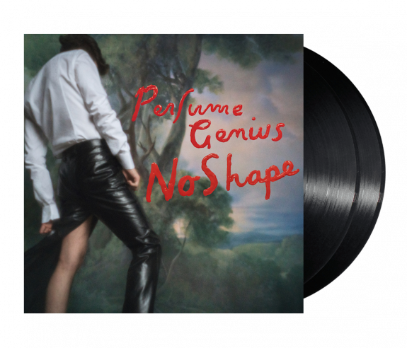 No Shape 2x12 Quot Vinyl Featured Perfume Genius Store