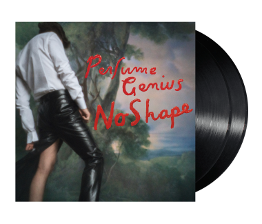 "No Shape 2x12"" Vinyl"