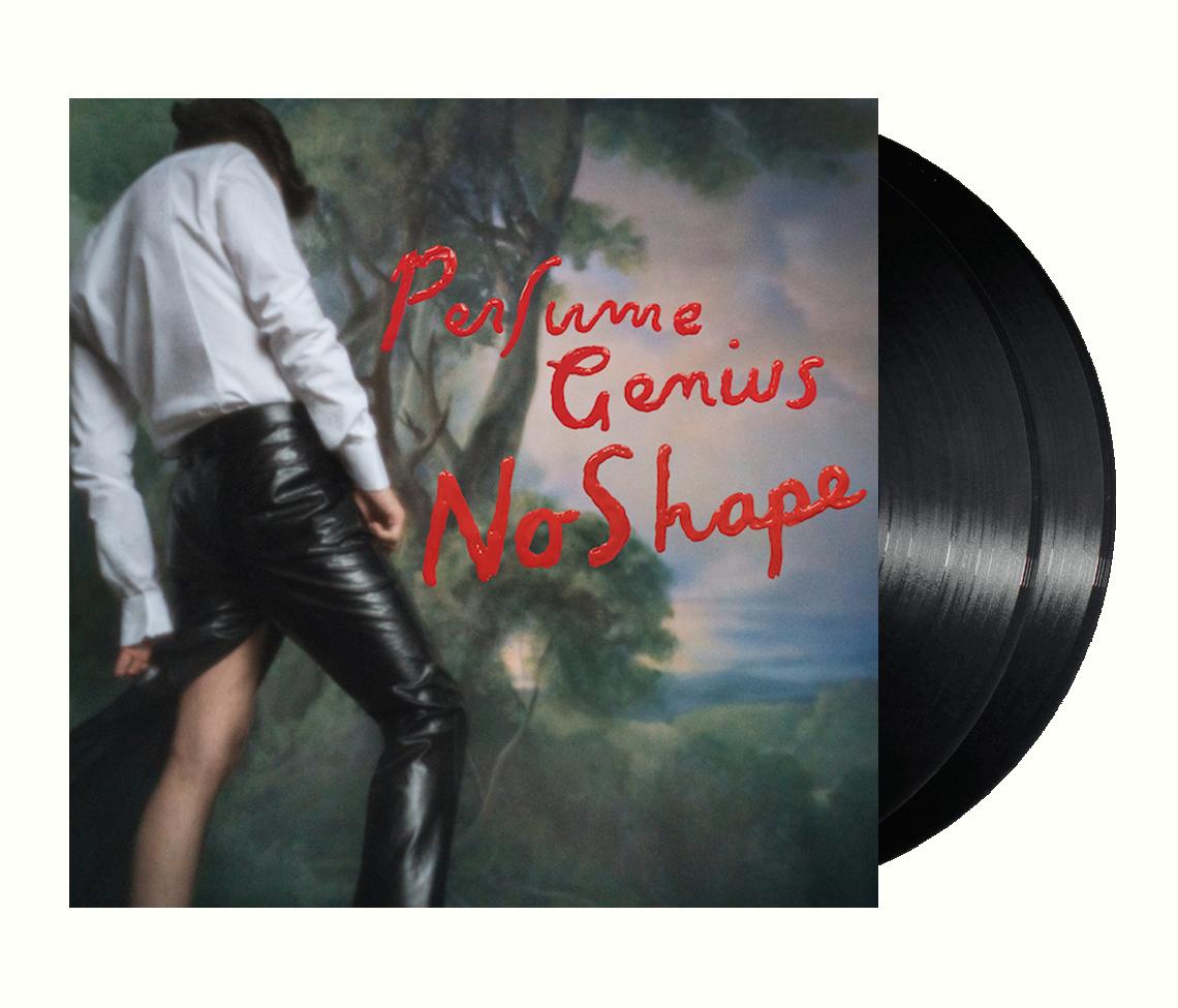 No Shape 2x12 Quot Vinyl Featured Perfume Genius Store