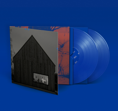 "Sleep Well Beast 2x12"" Vinyl (Blue)"