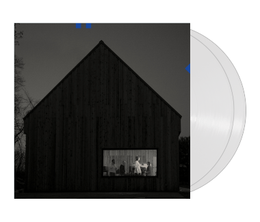 "Sleep Well Beast 2x12"" Vinyl (White)"