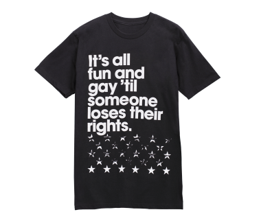 It's all Fun and Gay 2 T-shirt