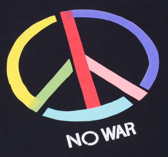 Peace, No War T-Shirt