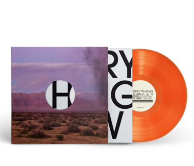 "Everything Now 12"" Vinyl Single (Orange)"