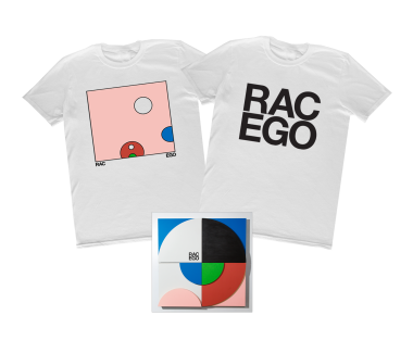 EGO CD + T-Shirt Bundle