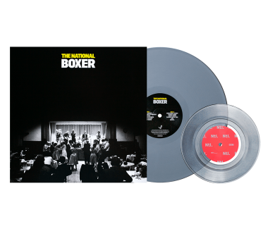 "Boxer - VMP Edition 12"" Vinyl + 7"" Single (Gray)"