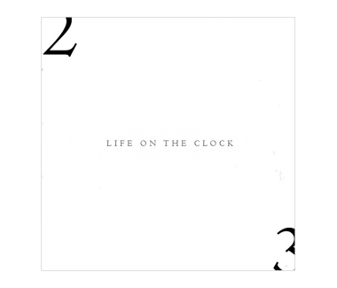 JAMES SHAW Life On The Clock CD