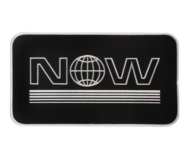 Now Crest Patch (Large)