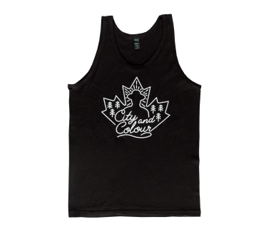 Maple Leaf Tank Top