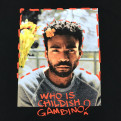 Childish Gambino Flower T-Shirt