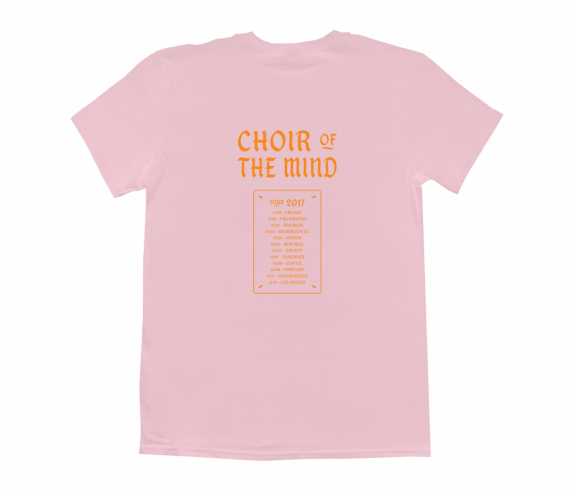 Choir of the Mind Vinyl + T-Shirt Bundle
