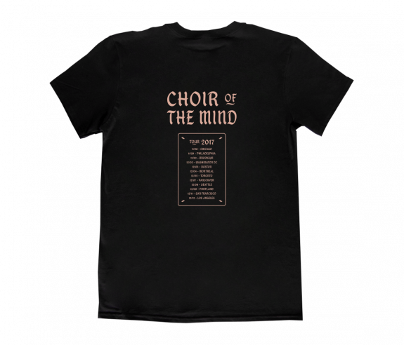 Choir of the Mind CD + T-Shirt Bundle