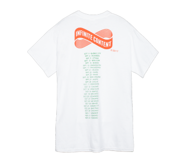 Country Funk Disco Reggae Tour 2017 T-Shirt