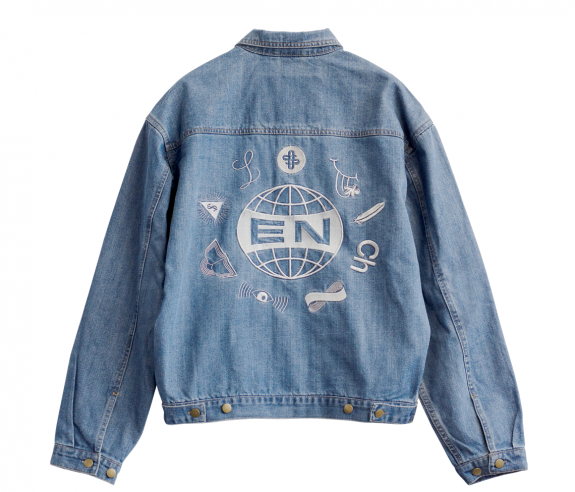 Everything Now Jean Jacket