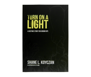 Turn on a Light Book