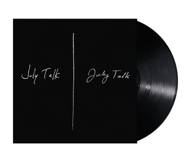 "July Talk (Extended Edition) 12"" Vinyl (Black)"