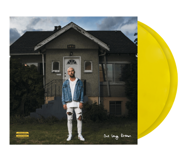 "One Long Dream 2x12"" Vinyl (Yellow)"