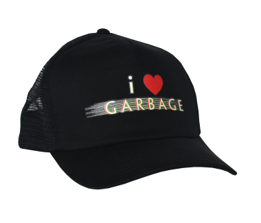 "I ""Heart"" Garbage Hat"
