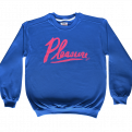 Pleasure Shimmer Sweatshirt
