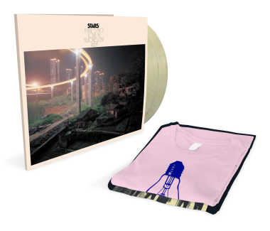 Fluorescent Light Vinyl + T-Shirt Bundle