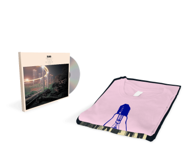 Fluorescent Light CD + T-Shirt Bundle