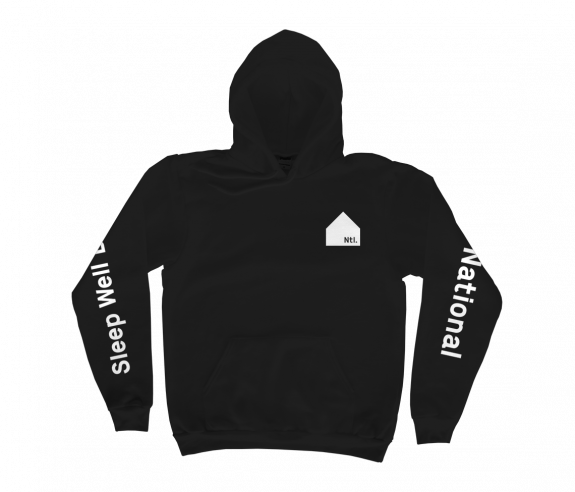 System 1 Pullover Hoody