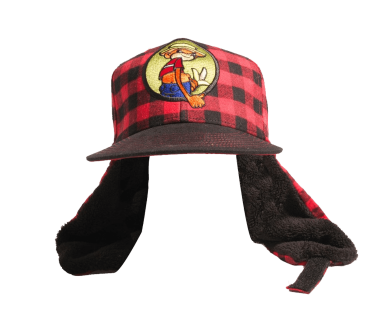 Johnny Chimpo Flap Down Hat