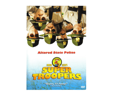 Super Troopers DVD (Signed)
