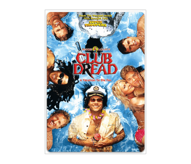 Club Dread DVD (Signed)