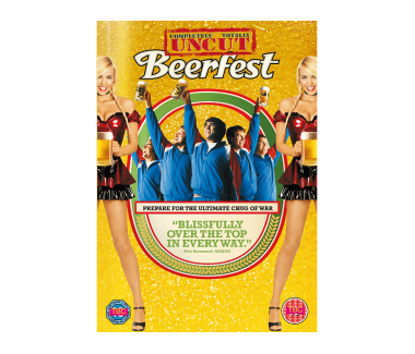 Beerfest DVD (Signed)
