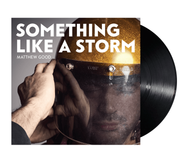 "Something Like A Storm 12"" Vinyl (Black)"