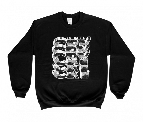Cry Cry Cry Sweatshirt