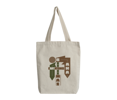 Earthtones Tote Bag