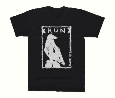 Krunk Norður Og Niður T-Shirt